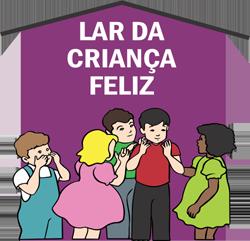 logo lardacriancafeliz - Sindicamp